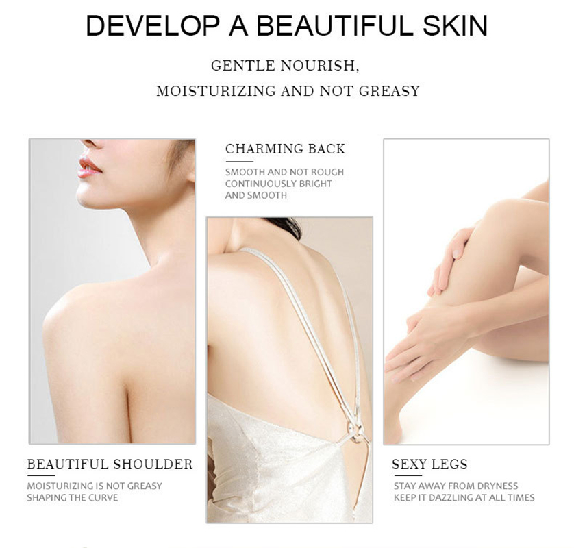 250ml Body Cream for Dark Skin Bleaching Brightening Body Lotion Whitening Cream Private Armpit Skin Whitening Cream Face Body