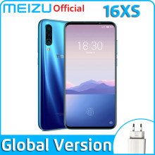 Meizu 16xs s Version mondiale Meizu16xs 6GB 64GB Smartphone Snapdragon 675 Octa Core 48MP Triple caméra téléphone Android Charge rapide(China)