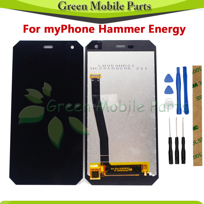 100% Tested LCD For MyPhone Hammer Energy LCD WIth Touch Assembly For MyPhone Hammer Energy LCD