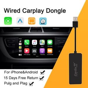 Carlinkit USB Carlinkit Smart Link Apple CarPlay Dongle for Android Car Radio Carplay Android Auto Airplay