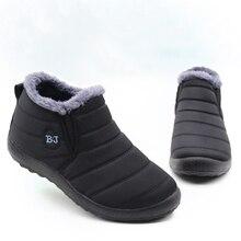 Men Boots Lightweight Winter Shoes For Men