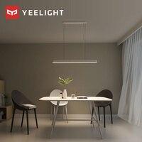 2020 xiaomi mijia YEELIGHT crystal Meteorite LED Smart Dinner Pendant Lights smart Restaurant chandelier work for mi home app