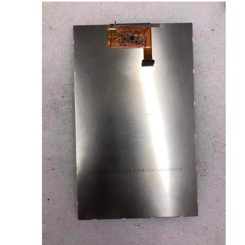 7 inch LCD display BP070WX1-300 For <font><b>BQ</b></font> <font><b>7010G</b></font> <font><b>Max</b></font> 3G Tablet inner LCD Screen Module Replacement image