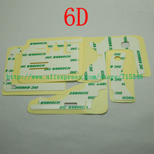 New Grip Holding Rubber Double sided Adhesive Tape For Canon EOS 6D / 5D Mark II 5D2 / 5D Mark III 5D3 Camera Repair Part