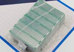 2X8 см Двухстороннее покрытие припоя 1,6 толщиной 2,54 Расстояние универсальная печатная плата проволочная обмотка PCB