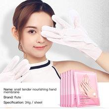 Masque pour les mains exfoliant peau morte rajeunissement réparation masque pour les mains sèches callosités doux hydratant callosités soin des mains sérum TSLM1