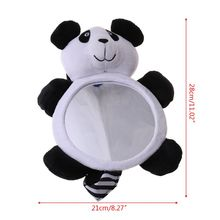 Toy Kids Rear-Mirror Car-Interior-Accessories Safety-Seat DXAD Plush Baby Infants Wide-View