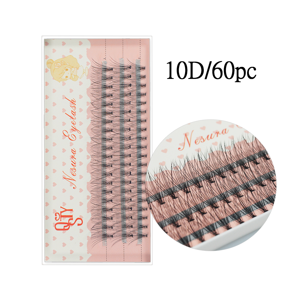 Premade Volume Lashes 3/10D Volume Fans Extension Professional Cils Volume Eyelashes Russian Volume Eyelash Extensions