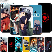 Naruto Kakashi Case Voor Xiaomi Redmi 4A 4X5 5A 6 6A 7 7A S2 Note Gaan K20 Pro plus Prime 8T(China)
