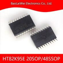 5 шт. HT82K95E 20SOP 48SSOP IC чип электронный Компоненты интегральные схемы мультимедийная клавиатура с подключением по USB энкодер 8 бит OTP MCU
