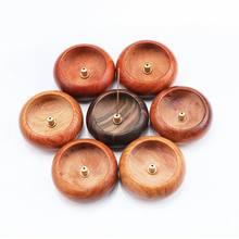 Деревянный ароматерапия плиты бытовые мини чашей Стиль в винтажном
