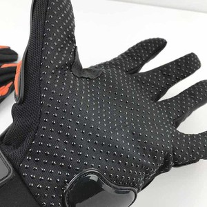 Image 5 - Nonskip Motorcycle Gloves For KTM Racing LOGO Unisex Touch Screen Motocross Gloves Breathable Cycling Racing Riding Motorbike