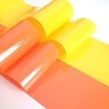100 см женские наклейки для ногтей дизайна блестящие желтые