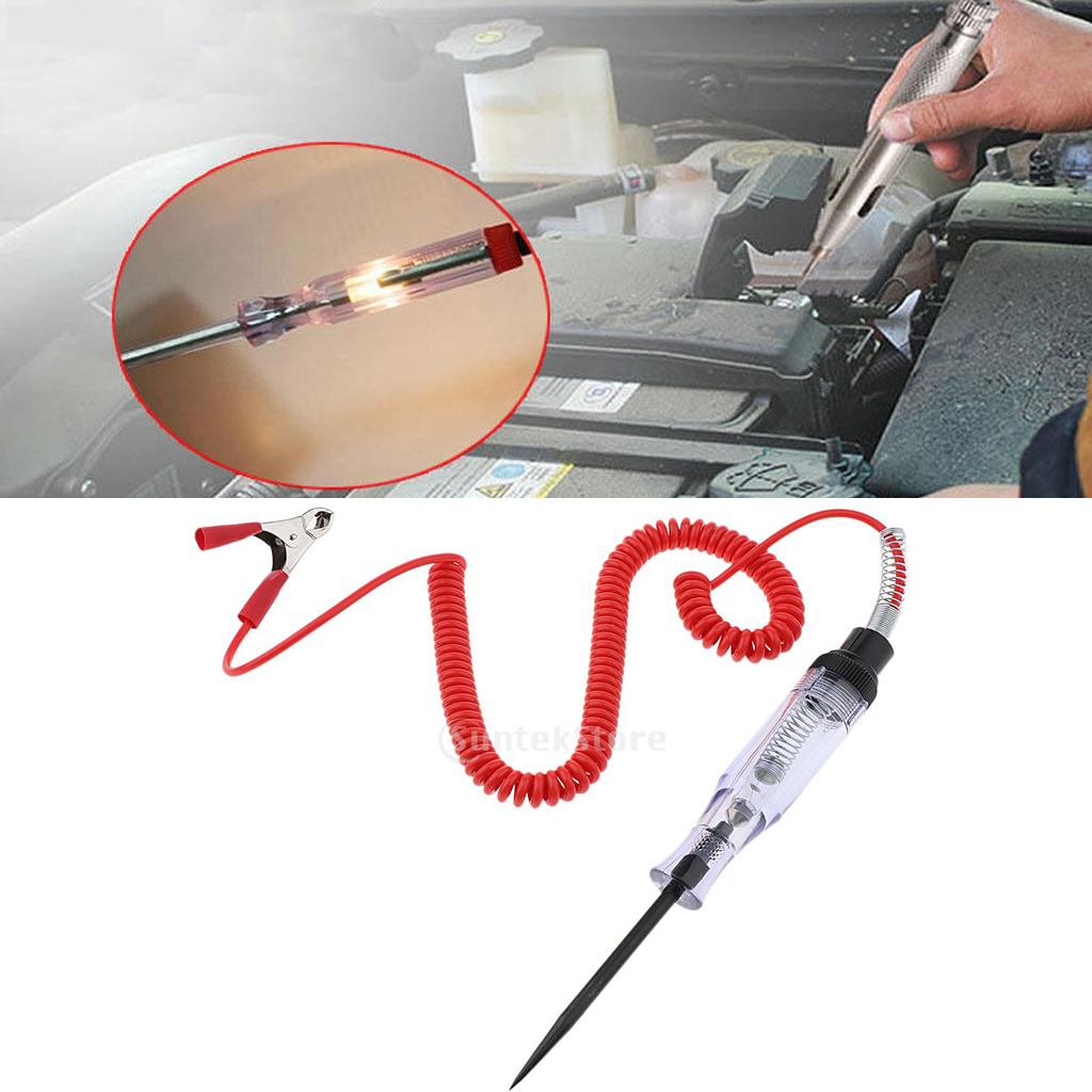 Continuity Circuit Tester Automotive Electrical Testing Mechanic Garage Tool