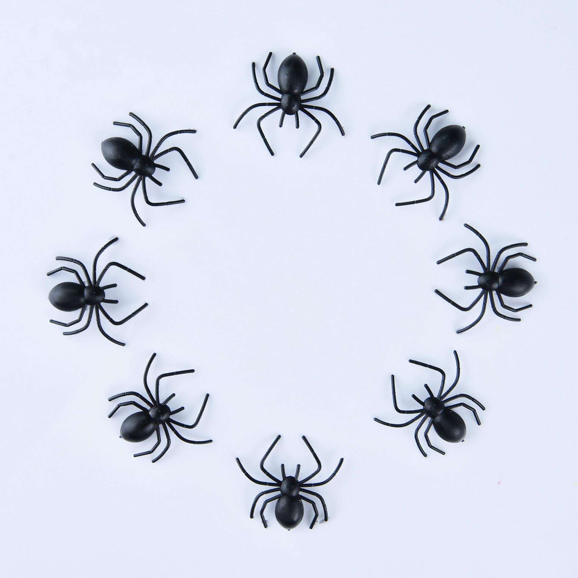 Pack of 300 Flies Halloween Joking Bugs Toys Party Favor Bag Prank Prop