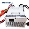 Подгонянное 90A 8S литий-ионное зарядное устройство 33 6 V Высокая мощность 8S литий-ионный аккумулятор ионное зарядное устройство автоматическ...