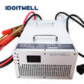 High Power 60A 48V li ion battery charger Custom 58.8V 14S lithium battery charger for 48V 200ah 230ah 250ah 14S li-ion battery