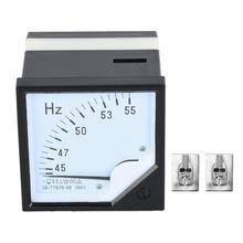 Измеритель частоты противовесности 45-55Hz AC 380V 1,5 Высокоточный измеритель частоты измерительный инструмент
