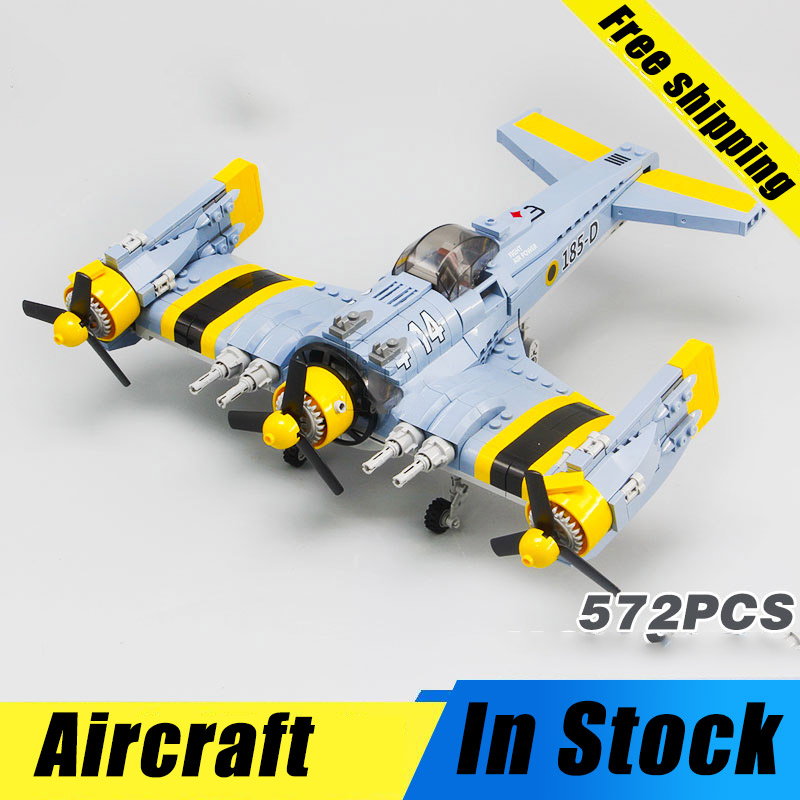 22021 Technic Series Space Fighter Blue River MOC F-26 Fighting Aircraft Building Blocks Bricks Toys Compatible With Bela