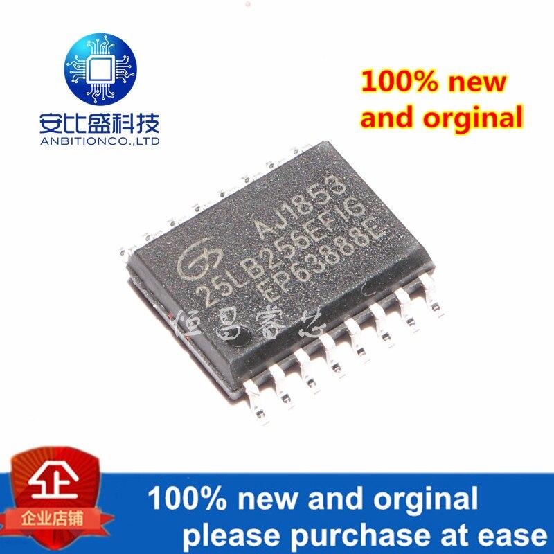 1pcs 100% New And Orginal GD25LB256EFIG Silk-screen 25LB256EFIG GD25LB25 In Stock