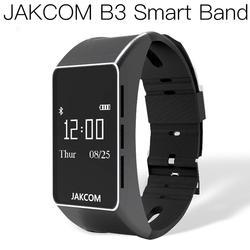 Jakcom B3 inteligentny zespół gorąca sprzedaż w inteligentne zegarki  jak relojes inteligentes nfc amazfit w Inteligentne zegarki od Elektronika użytkowa na