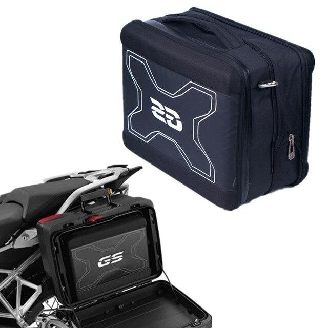 עבור BMW R1200GS 1250 LC הרפתקאות תיק מטען עבור Vario מקרה פנימי תיק אופנוע הרפתקאות צד מקרה פנימי מזוודות תיק