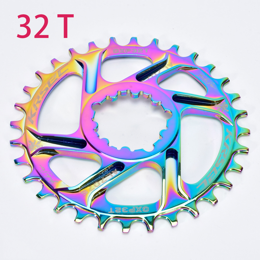 Spare Chainring Component Parts GXP Bike Bicycle Positive Negative Teeth