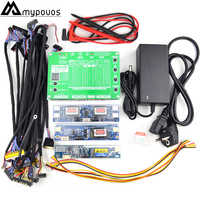 Nouvel outil de Test de panneau LED testeur d'écran LCD pour TV/ordinateur/ordinateur portable réparation onduleur intégré 55 types soutien du programme 7-84 pouces