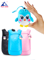 ABSPIELENKING Leichte Nylon Faltbare Rucksack Wasserdichte Mini tasche Reise Rucksack Frauen kleine Tasche Faltende einkaufstasche schule tasche