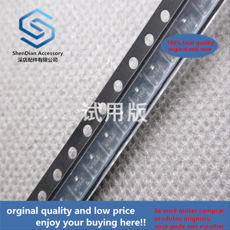 50pcs 100% Orginal New Best Quality SMD Transistor KRC103S KRC103S-RTK --- P SOT-23 Package Silkscreen NC