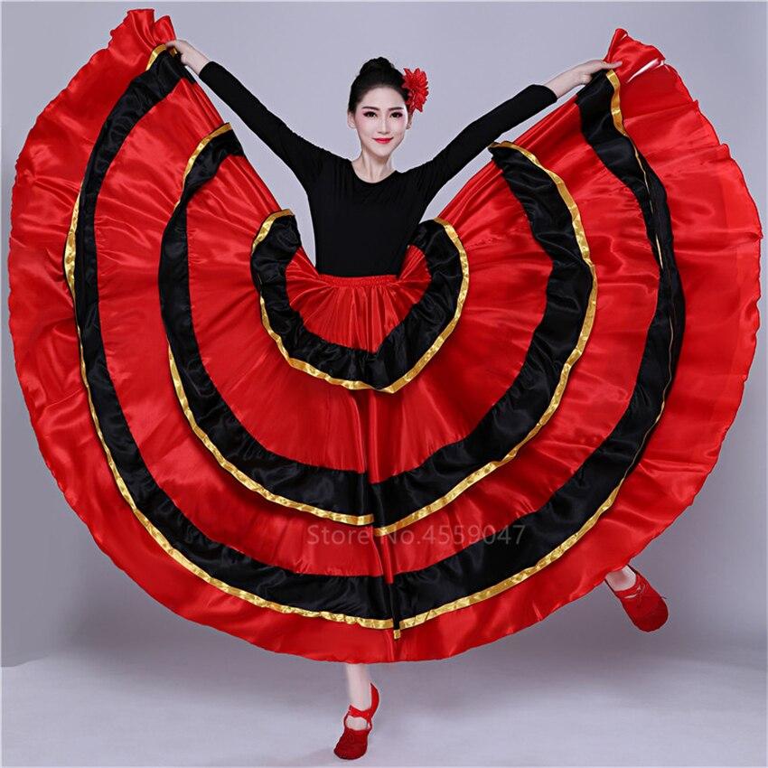 Traje de baile español, traje clásico de danza gitana, vestido de Flamenco para mujeres, faldas de Swing, rendimiento del vientre de corrida de toros 360/540/720 [Versión Garantía Española Oficial] Xiaomi mi TV Android Smart TV 4S 55 pulgadas 4K HDR TV de pantalla 2GB + 8GB Dolby DVB-T2