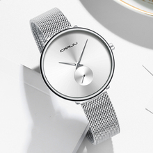 CRRJU Lady Casual Hours Bracelet Watches Women Lover's Femal