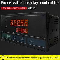 Weighing digital display weighing indicator controller decrement controller instrument double window peak hold