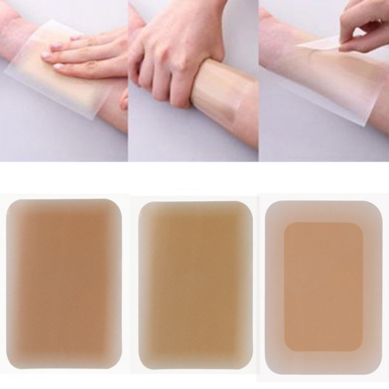 1Pc Breathable Tattoo Concealer Tape Scar Cover Invisible Flesh-Colored Skin-Friendly Waterproof Thin Flaw Concealing Sticker