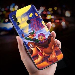 Image 5 - Silicone Cover Great Mouse Detective For Honor V30 30i 10X 30S 9A 9S 9X 30 9C 20 S V20 10i 10 7C Pro Lite Phone Case