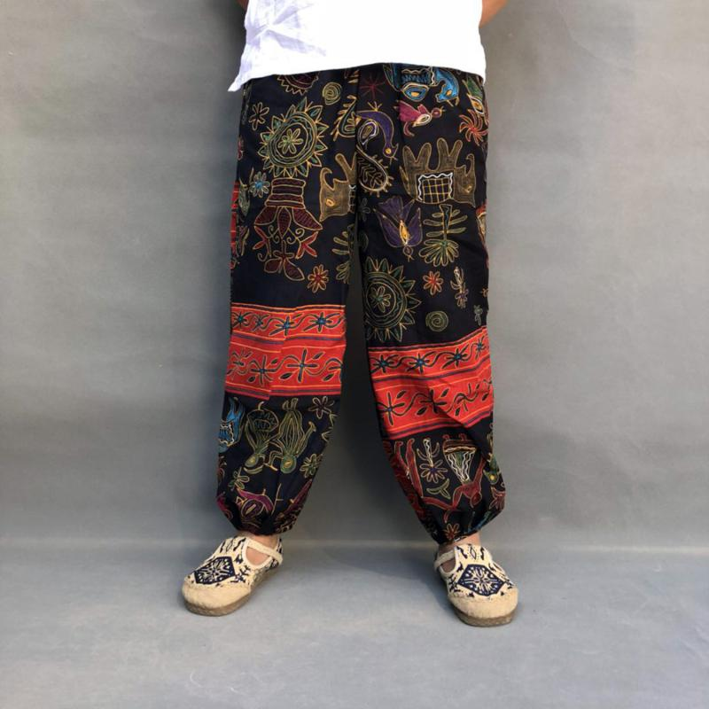 2 in 1 Jumpsuit Rasta Trouser Ali baba trouser Harem Pants