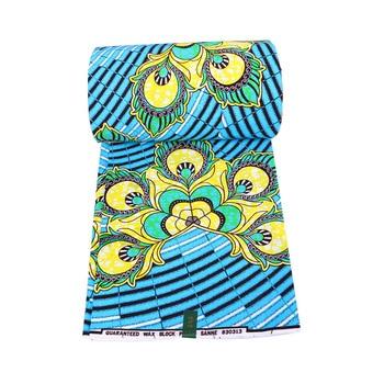 2020 Most popular African java wax prints ankara fabrics high quality 100% cotton material wax print fabrics nigeria wax java print fabrics veritable dutch wax african ankara wax fabrics 100% cotton