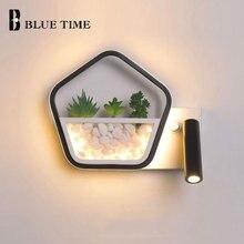 Светодиодный светильник Настенный 12 Вт современный свет прикроватный Sonces гостиной спальня столовая кабинет коридор