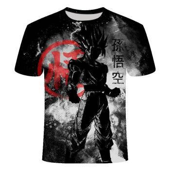 2020 Summer T-Shirt Men/Women 3d Printing Animation Hot Sale Dragon Ball Z Men And Women Hip-Hop Casual Tops