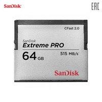 Memory Cards Sandisk SDCFSP 064G G46D Computer Components Internal Storage RAM Memory module card