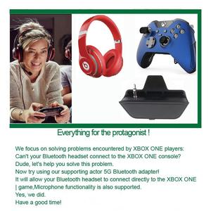 Image 5 - OOTDTY Wireless Bluetooth Headset Adapter 3.5mm Headphone Converter for XBox One Kit