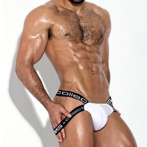 Image 2 - Cmenin cueca jockstrap g corda gay, masculina, bs3501