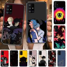 anime Devilman Crybaby Phone Case Hull For Samsung Galaxy A  50 51 20 71 70 40 30 10 80 E 5G S Black Shell Art Cell Cove