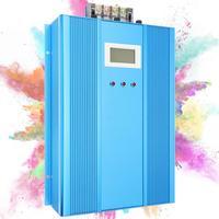 40-50kw inteligente industrial eletricidade dispositivo de poupança com indicador led eletricidade bill killer até 30% para a fábrica do hotel