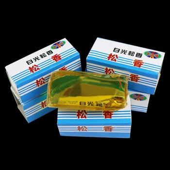 5pcs High Purity Soldering Paste Solder Rosin Flux PCB Repair Welding Yellow Transparent Of