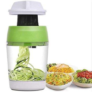 5-In-1 Handheld Spiralizer Vegetable Slicer 1
