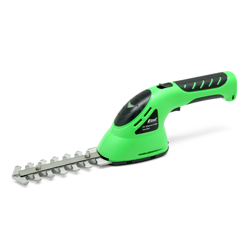 Tools : East 3 6V 2in1 Li-Ion battery Grass Trimmer Pruning Tool Cordless Hedge Branches Cutter Shrub Shear Portable Lawn Mower ET2704C