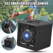 Mini Camera Full HD 1080P Portable Wireless Night Vision Motion Detection Sports Action Cam QJY99(China)