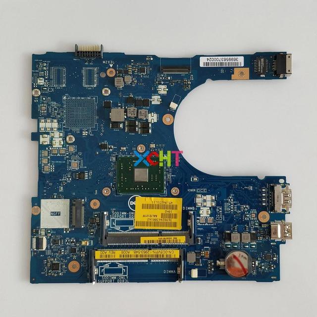 Dla Dell Inspiron 15 5000 serii CN 0C5VPN 0C5VPN C5VPN AAL12 LA C142P E1 7010 Laptop płyta główna płyta główna testowane