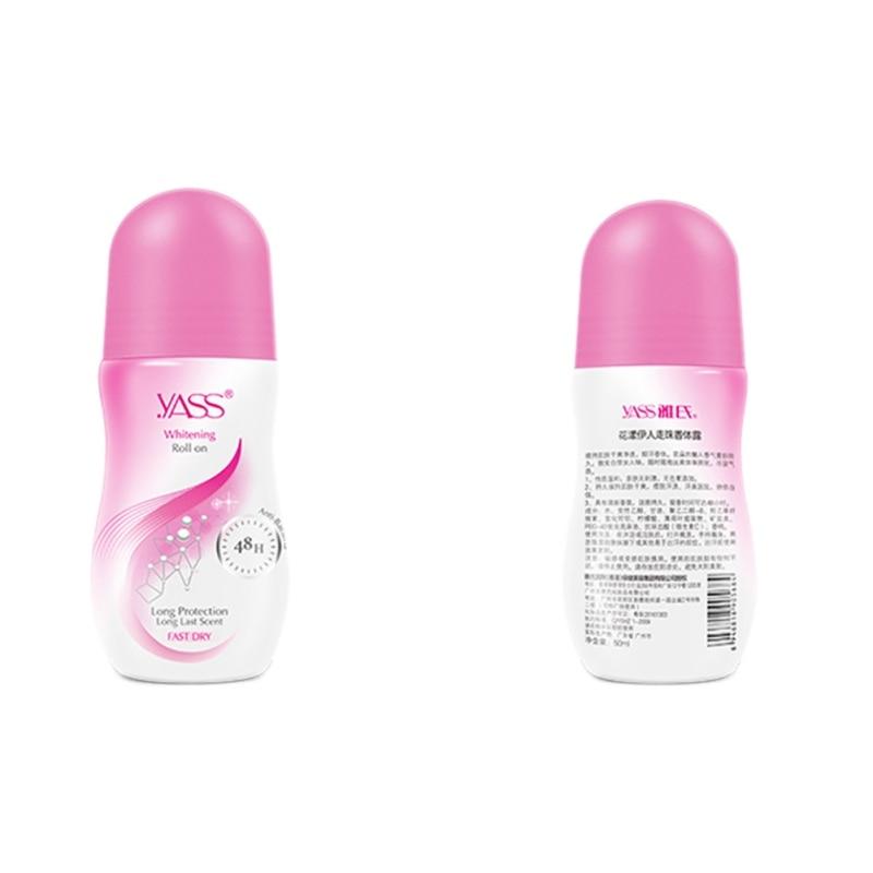 Deodorant Roll On Skin Refreshing Comfortable Deodorant Anti Odor Spray Body Care